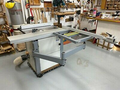 Axminster Panel Saw Trade PS250 Single Phase, Excellent Condition - East London • 700£