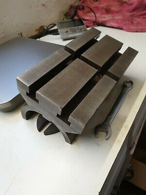 Vintage Adjustable Angle Plate / Angle Bracket For Milling  • 1.20£