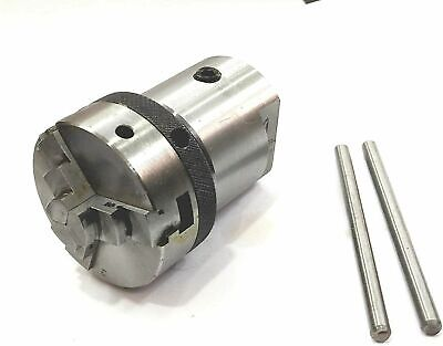Lathe Adapter Connects 1  X 8 TPI Machine Spindle To M14 X 1 Threaded Chuck • 18.90£