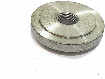 Caste Iron Diameter 125 Mm Back Plate To Mount Chuck On Lathe Machine Tools • 37.90£