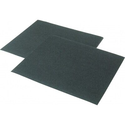 Emery Cloth Sheets - Industrial Quality - 230mm X 280mm (A4 Size) -various Grits • 12.75£