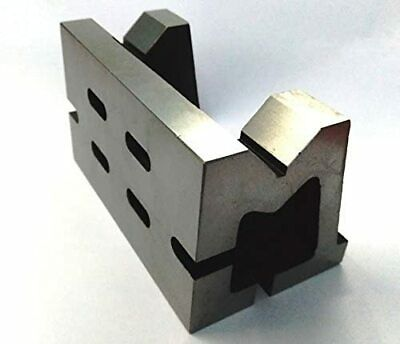New Graded Caste Iron VEE Angle Plates-Stress Relieved  • 69.90£