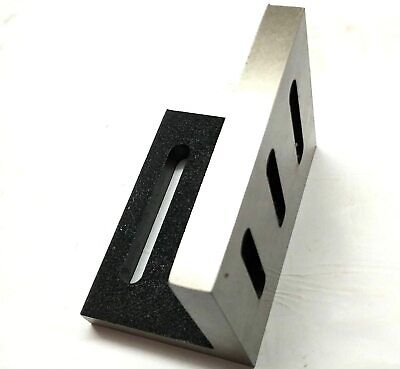 Slotted Angle Plate 110 X 89 X 75 Mm -Stress Relieved • 32.90£