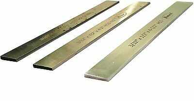 Set Of 3 Pcs HSS Spare Parting Blade 3/32  X 1/2  X 4-1/2  Parting Cut Off Tool • 22.95£