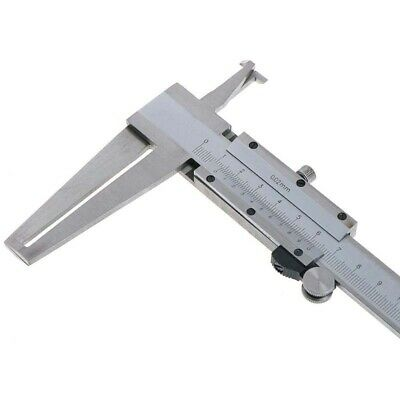 Inside Vernier Groove Caliper 9-150mm/0.02mm Carbon Steel Inner Calipers 2 Claw • 34.26£