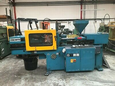 Boy 50T2 Plastic Injection Moulding Machine - Large Shot Weight/barrel • 1,800£