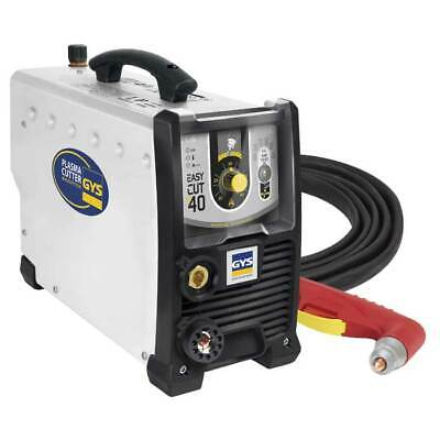 GYS EasyCut 40 Plasma Cutter | Free Next Working Day Delivery • 624£
