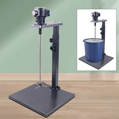 5 Gallon Pneumatic Air Paint Mixer / φ12mm Mixing Machine Paint Mixer 45~88cm • 110.41£