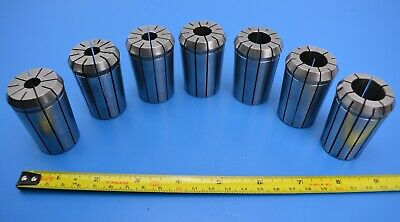 Set Of 7 Metric F462E 462E Collets - 10mm 10.5mm 11mm 13.5mm 16mm 18mm 20mm • 34.99£