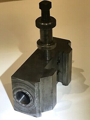 Morse 2 Quick Change Drill Holder For A Colchester 2000 Lathe.Dickson T2 S2T Typ • 45£