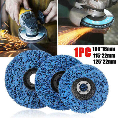 3X 100/115/125mm Abrasive Grinding Wheel Disc Paint Rust Remover For Truck﹑UK • 11.99£