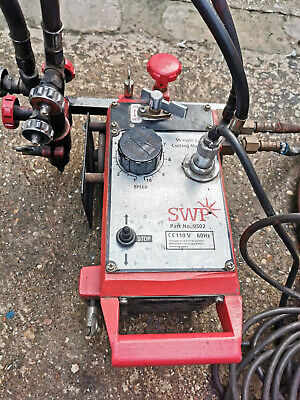 Straight Line Cutter SWP BOC Gas Plasma With Track Cutting With Extras And More • 320£