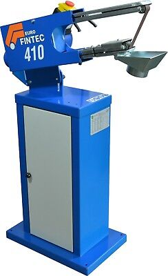 Gecam Euro Fintec 410 Deburring And Polishing  Grinder  Grinding Machine • 1,950£