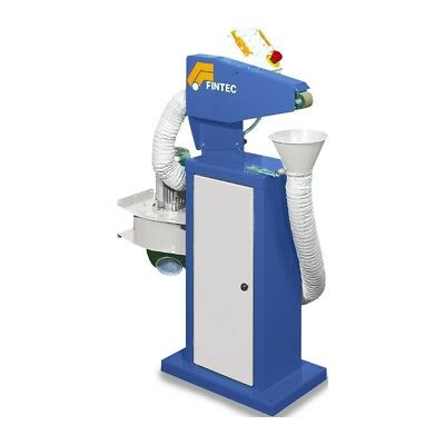 Gecam Euro Fintec 413 Deburring And Polishing Wheel  Grinder  Grinding Machine • 2,050£
