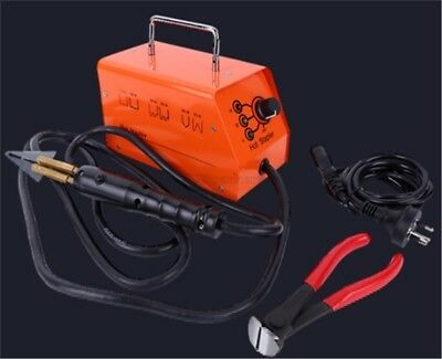 Nail Repair Car Bumper 220V Welding Machine Manual Repair Machine New Plastic Au • 158.68£