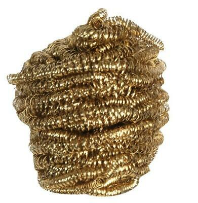 Brass Wool Soldering Tip Cleaning Ball - DURATOOL • 4.69£