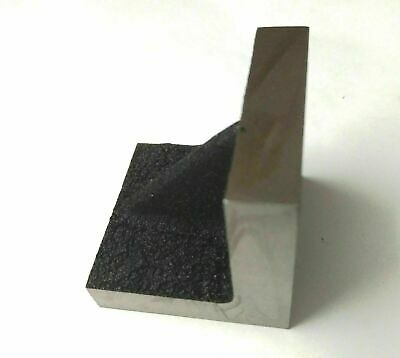 Brand New Solid Webbed Caste Iron Angle Plate 1  X 1  X 1  Inches-Precise Ground • 18.49£