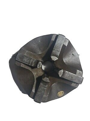 Taylor 3⅜  English Conical 4 Jaw Chuck Self Centering • 40£