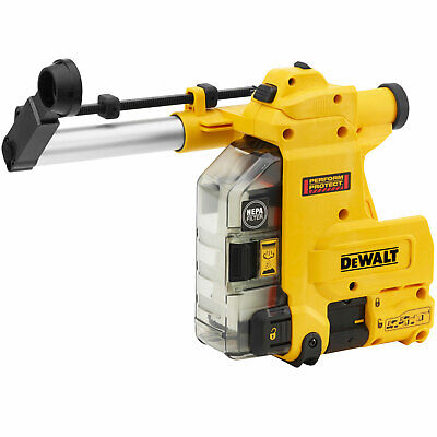 DeWalt D25304DH Integrated Hammer Drill Dust Extractor • 179.95£