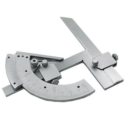 Universal Bevel Protractor0-320°Precision Angle Measuring Finder Ruler Tool #f • 20.56£