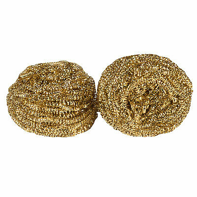 Weller T0051384199 Metal Wool Brass For WDC 2- Pack Of 2 • 6.44£