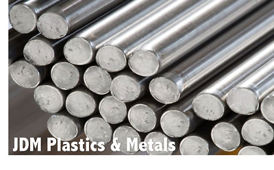 STAINLESS STEEL 304 ROUND BAR VARIOUS DIAMETERS 3mm-32mm & LENGTHS 50mm-1000m • 6£