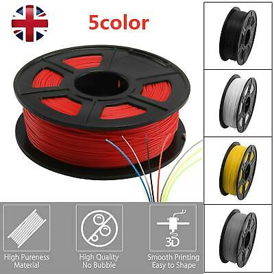 3D Printer Filament ABS PLA PETG PLA+ TPU 1.75mm 1KG/2.2LB Printing Material • 13.49£