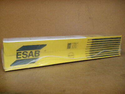 Esab High Quality Low Hydrogen 7018 Welding Electrodes 3.2mm X 4.3kg Packet • 27£