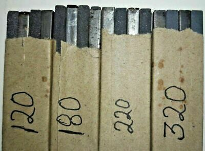 Stones Combo For 62 To 88 Cylinder Engine Hone 16 Pcs Grit 120-180-220-320 • 20.28£