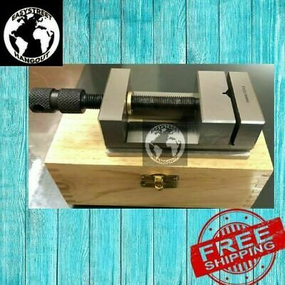 2-3/8  60mm TOOLMAKERS GRINDING VISE VICE PRECISION MACHINE VICE PREMIUM • 44.51£