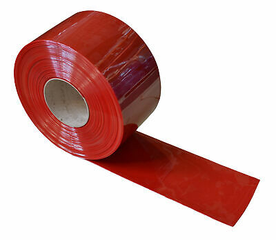 PVC Welding Curtain/Strip 300x2x50mtr Red • 95£