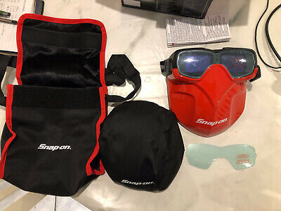 Snap On True Colour Welding Goggles. • 150£