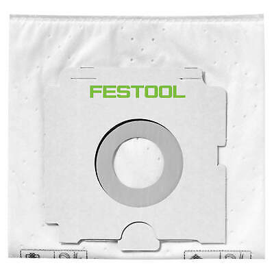 Festool SelfClean Filter Bags For CT 36 Pack Of 5 • 55.95£