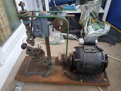 Drill Press For Fine Work 1/4 Horse Motor Open To Offers • 45£