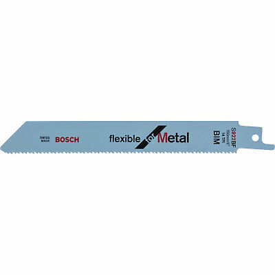 Bosch S922BF Metal Cutting Reciprocating Saw Blades Pack Of 100 • 198.95£