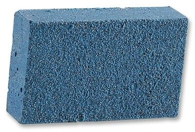 Cleaning Block, Rubber, P120, Grey, 19 Mm X 76 Mm X 50 Mm • 15.17£