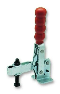 Toggle Clamp, Vertical, 2500 N Holding Force, 7.1 Mm Hole, 175 Mm X 110 Mm • 39.96£