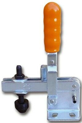 Toggle Clamp, Vertical, 100 N Holding Force, 103 Mm X 67 Mm • 35.42£