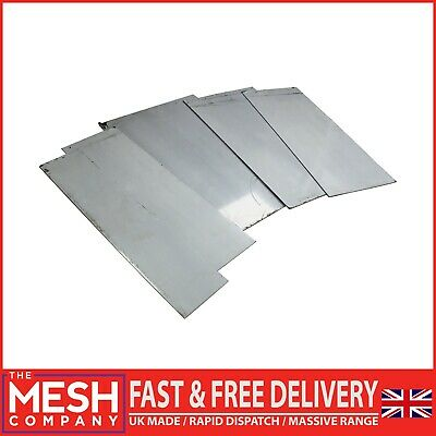 304 (Industrial Grade) Stainless Steel 0.5mm To 2.5mm Sheet Metal Plate UK Made • 9.63£
