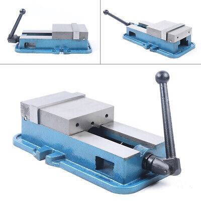 6'' Precision Lock Vise  Milling Drilling Machine Bench Clamp Clamping Vice NEW • 95.99£