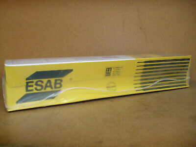 Esab High Quality Low Hydrogen 7018 Welding Electrodes 2.5mm X 4.3kg Packet • 28£