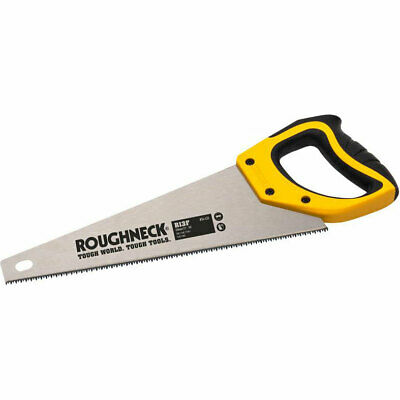 Roughneck Toolbox Hand Saw 13  / 325mm 10tpi • 16.95£