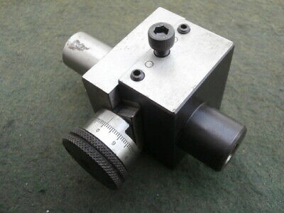 Precision Adjustable Boring Turning Attachment 0 To 100 Adjuster. New  • 60£
