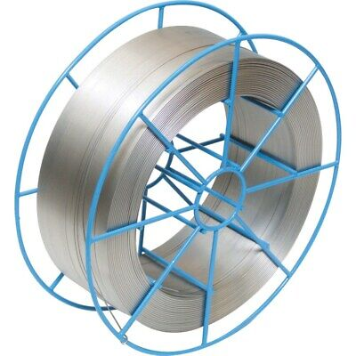 Kennedy 316LSI 1.0MM Stainless Steel MIG Wire Reel 15KG • 128.99£