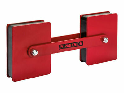 Dual Magnet Parkside For Welding And Mounting 205 X 86 X 40mm • 17.73£