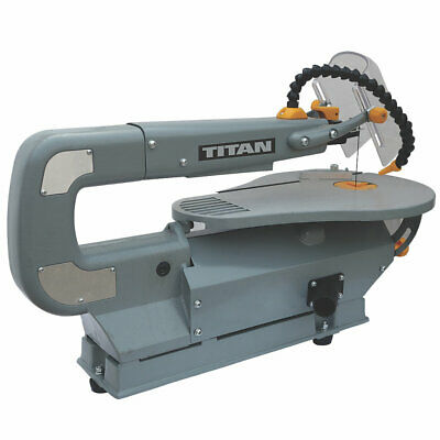 Ttb703ssw Supply Electric Scroll Saw 240v Table Tilt Variable Speed Pack Case 1 • 116.99£