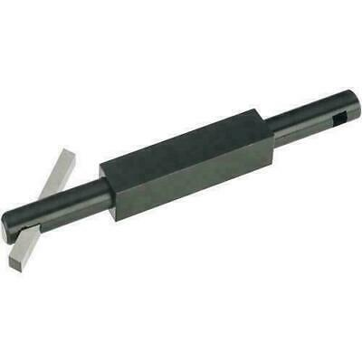 6-3/4  Long Double Ended Boring Bar In 3/4  X 3/4  X 2-7/8  Holder 1/4  HSS Bit • 9.33£