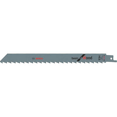 Bosch S1111K Wood Cutting Reciprocating Saw Blades Pack Of 5 • 15.95£