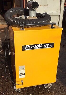 Portable PlymoVent MultiFume Caddie MFC-1000 (Fume Extractor) • 1,500£