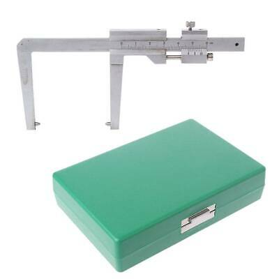 Stainless Steel Vernier Caliper For Brake Disks Discs Tools Measuring 0-60mm New • 18.01£